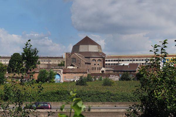 L'ancienne prison de Loos