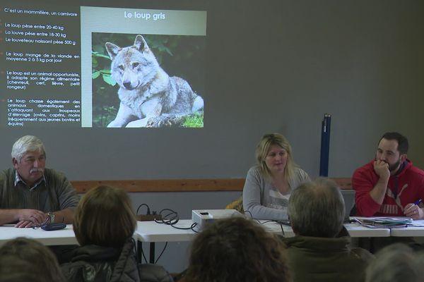 Le syndicat agricole Modef a organisé une réunion sur le sujet.