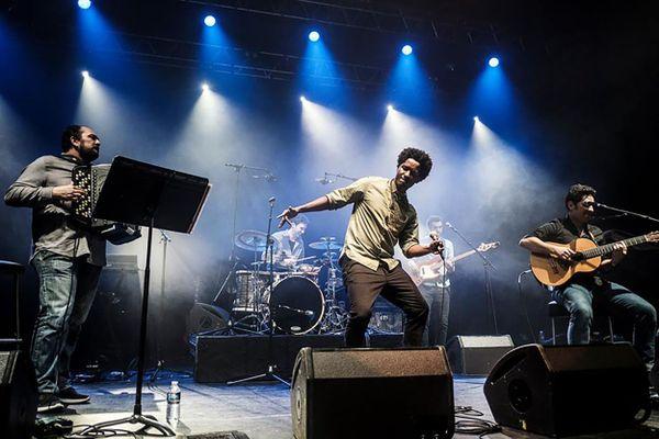 Carlos G.Lopes, le jazzman originaire du Cap Vert devait se produire sur la scène du théâtre de Verdure le 31 octobre.
