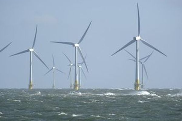 Eoliennes offshore