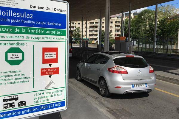 Les 34 points de passage entre la France et Genève rouvrent ce lundi.