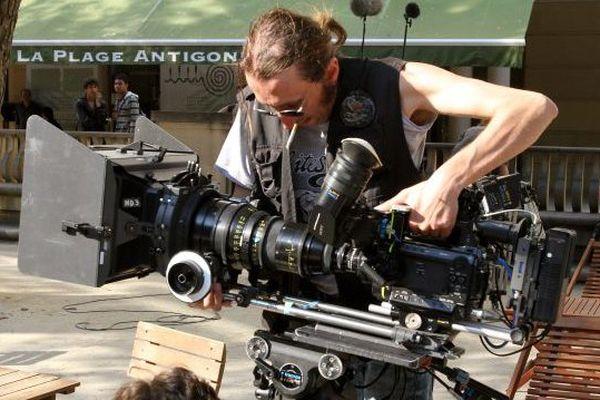 Tournage d'une série pour Francetélévisions à Montpellier