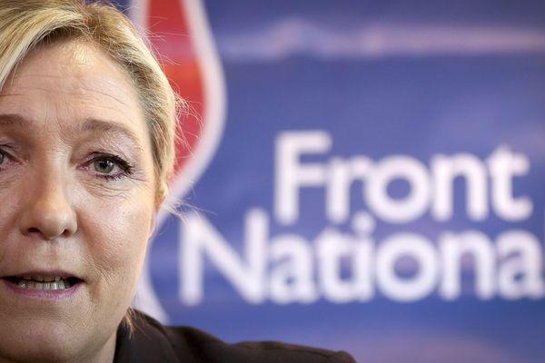 Marine Le Pen, le 13 juillet 2015