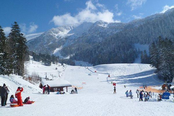 Ski à Ascou Pailhères, station familiale de la Haute Ariège