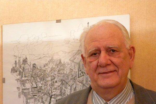 Jean Reuilles a succédé en 2010 à Jean-Pierre Gadéa.