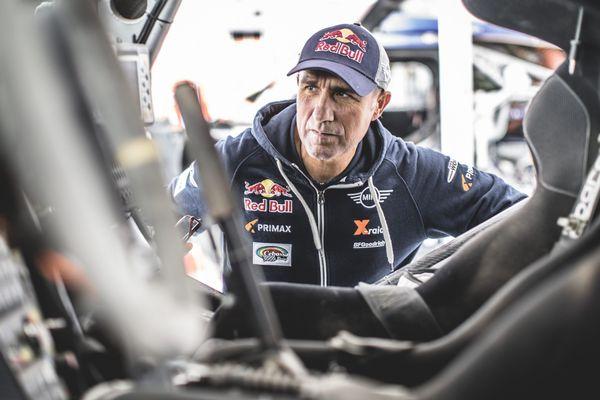 Stéphane Peterhansel, le Franc-Comtois abandonne le Dakar 2019