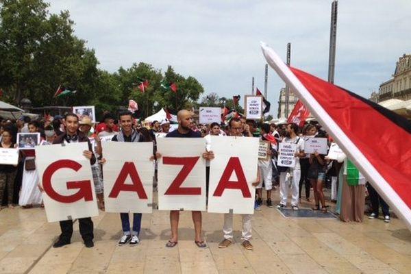 La dernière manifestation a rassemblé plus de 3000 personnes à Montpellier.