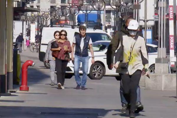 Le déconfinement avait commencé dès lundi 27 avril en Suisse.