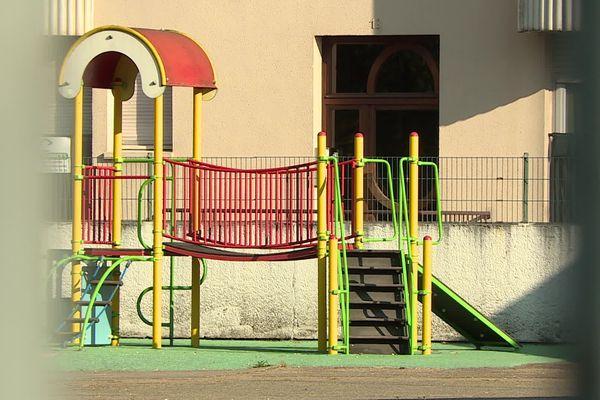 L'école maternelle du Lys, à Périgueux.