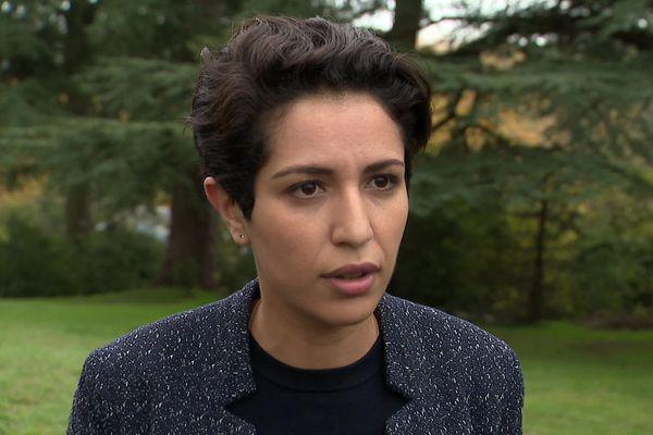 Sarah El Haïry, secrétaire d'Etat à la jeunesse et à l'engagement