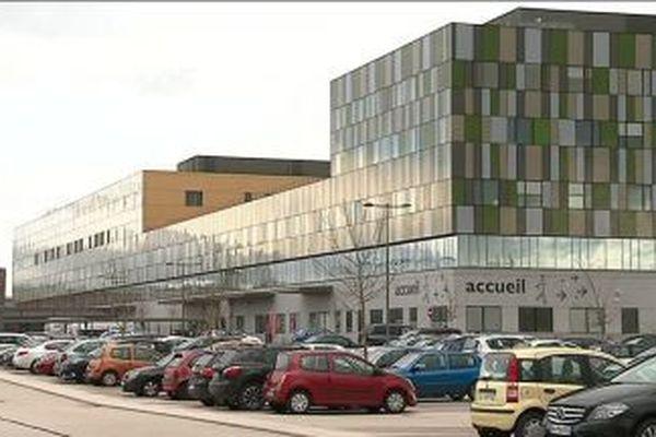 À Chalon-sur-Saône comme à Mâcon, le nombre d'hospitalisation continue d'augmenter chaque jour