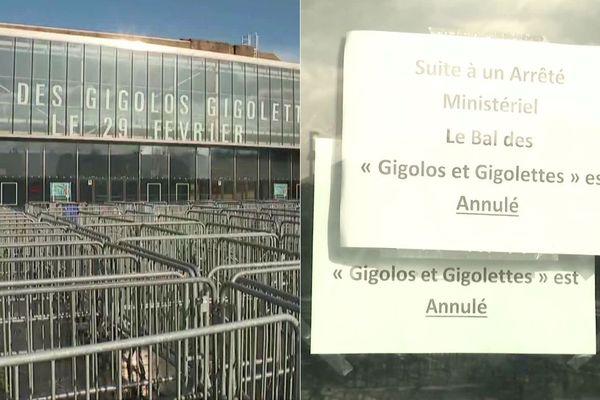 Le Kursaal de Dunkerque n'a pas pu accueillir samedi soir le bal des Gigolos Gigolettes.