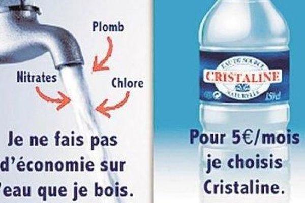 La campagne publicitaire à Paris et en Ile-de-France avait fait polémique