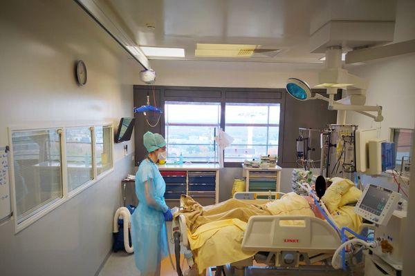 6 patients d'Occitanie en réanimation ont été transférés vers la Bretagne