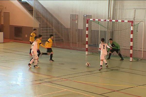 Tournoi de foot en salle à Thionville