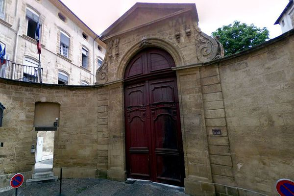 L'hôtel de Valbelle dans le centre historique d'Aix-en-Provence