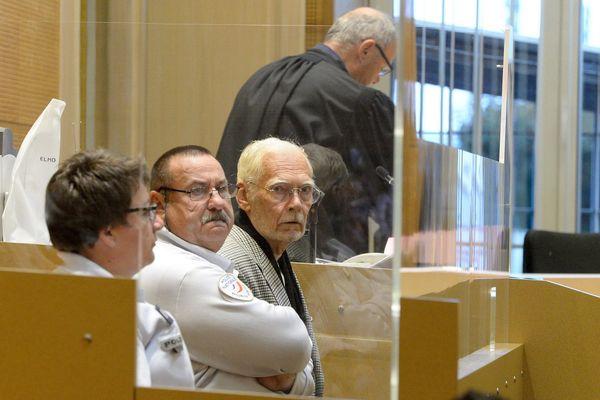 Joël Vaslin était jugé depuis lundi à Guéret pour le meurtre de son ex-compagne.
