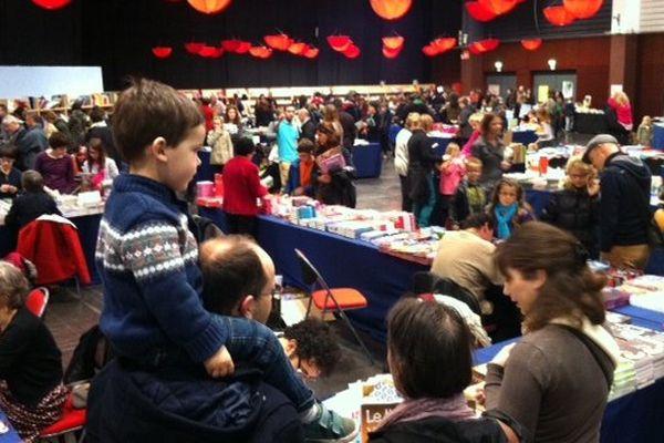 Salon du livre jeunesse à Fougères