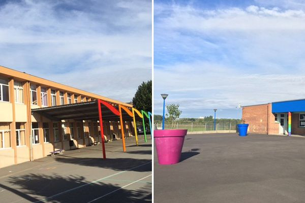 Ecole Simons primaire et maternelle, Emmerin.