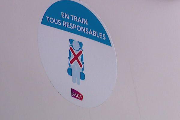 À partir du 11 mai, le trafic des TER en Hauts-de-France passera de 15 à 45% avec des conditions strictes de transport.