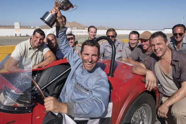 Christian Bale incarne Ken Miles, dans Le Mans 66 de James Mangold