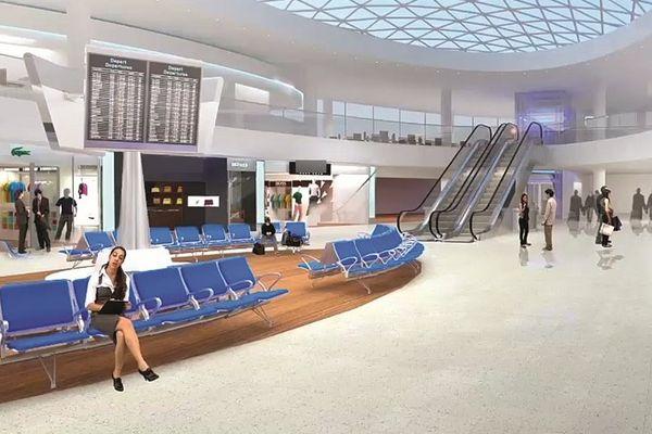 Le Terminal T2 renové