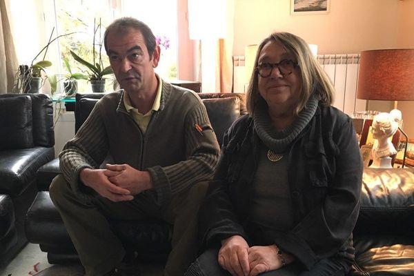 Laurent Bécourt souffre de fibromyagie depuis une dizaine d'années.