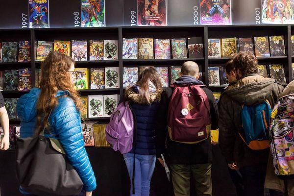 L'an dernier, le Suisse Cosey avait remporté le Grand prix de la ville du 44e Festival International de la bande dessinée d'Angoulême.