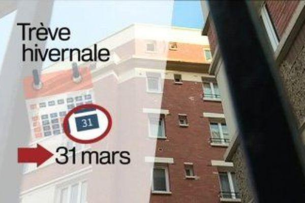 La trêve hivernal débute le 1er novembre et s'achève le 31 mars