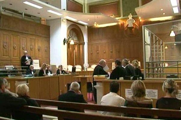 L'audience du tribunal de Nîmes le 12 octobre dernier