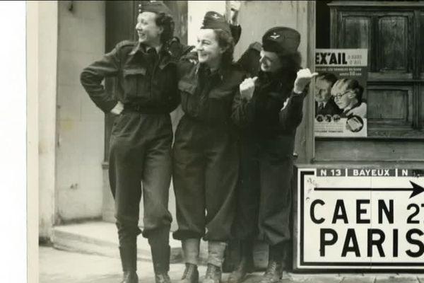 """L'exposition """"Grandes femmes dans la guerre"""" est présentée au centre Juno beach à partir de ce vendredi 1er mars"""