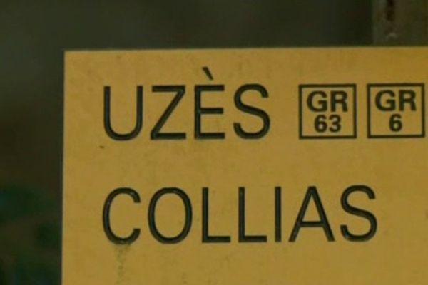 Les deux GR empruntant le pont du Gard doivent rester libres d'accés.