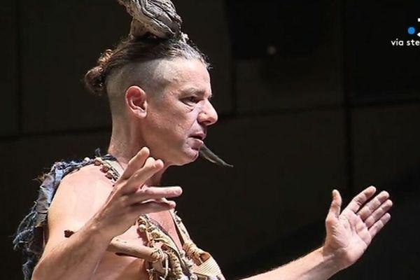 La pièce est jouée ce vendredi 15 et ce samedi 16 novembre à Bastia, avant d'entamer une tournée insulaire.