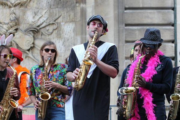 Fête de la musique à Bordeaux le 21 juin 2013