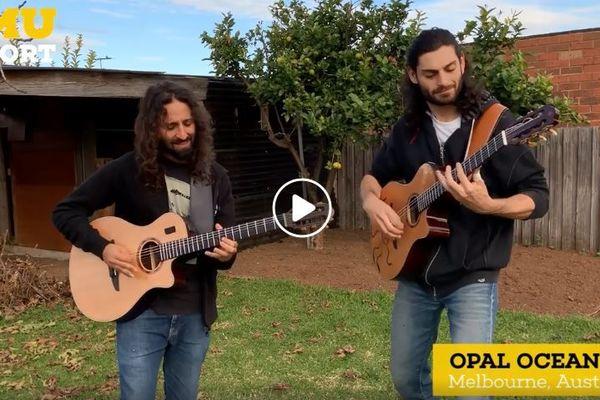 Opal Ocean en live depuis l'Australie pour l'édition 2020 du FIMU de Belfort