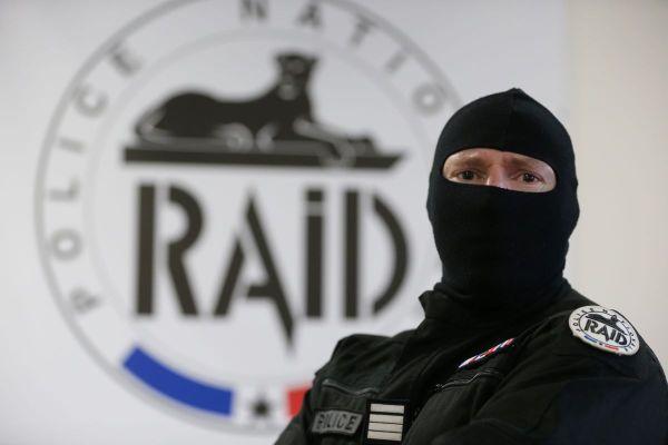 Le Raid est intervenu hier soir en Seine-et-Marne.