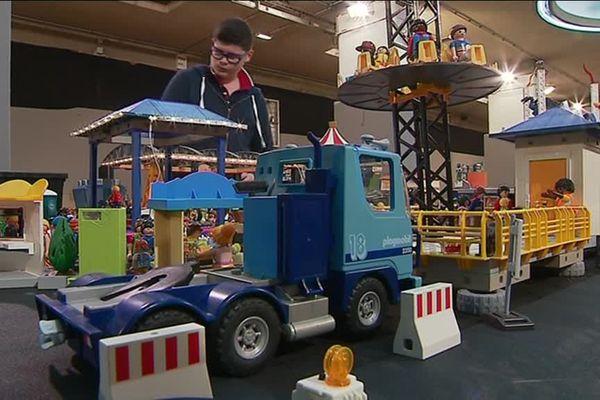 2ème édition de l''exposition Playmobil