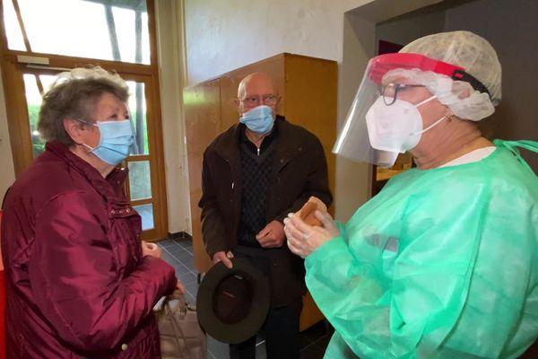 Les premiers patients sont venus se faire tester en 30 minutes à Ambazac, en Haute-Vienne