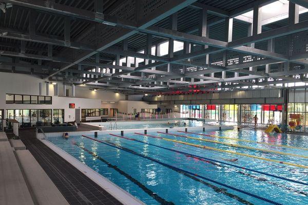 Aquabalt propose deux bassins de 25 m.
