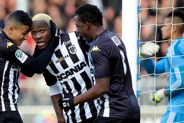 Yattara lors de la rencontre à domicile face à Lens en décembre dernier.