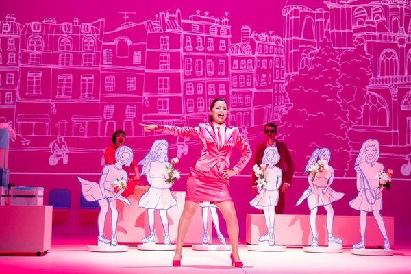 L'Opéra de Nantes présente la nouvelle production des Brigands et du Palazzetto Bru Zane : Les P'tites Michu de Messager.