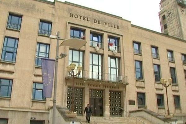 L'Hôtel de Ville d'Hayange
