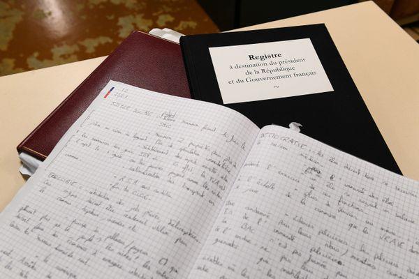 Dans l'Hérault, la préfecture avait collecté 235 cahiers de doléances.