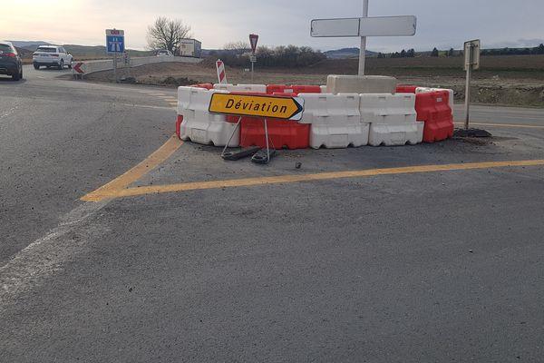 Attention aux microcoupures sur l'A71 dans l'Allier liées à des tirs de mines. Photo d'illustration.