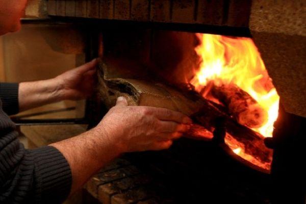 Augmentation des feux de cheminée dans toute la région.