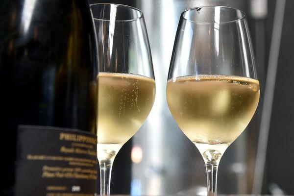 Chardonnay, gamay, tressallier, pinot noir, syrah... Différents cépages sont cultivés en Auvergne.