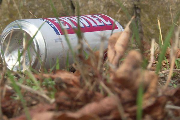 De plus en plus de déchets jetés sur les routes de Haute-Vienne