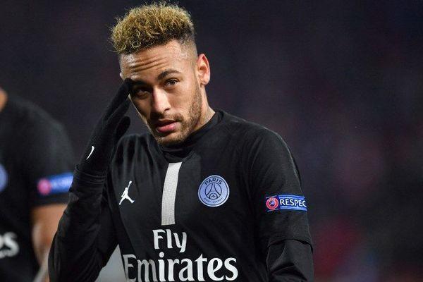 Neymar lors du match du PSG-Etoile rouge de Belgrade en Ligue des Champions, le 11 décembre 2018.