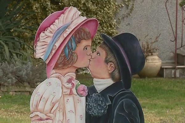 Werentzhouse et son hommage aux amoureux