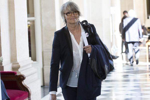 Véronique Massonneau rejoint les rangs du Parti Socialiste à l'Assemblée nationale